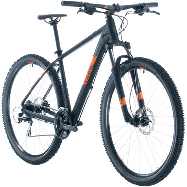 "VTT CUBE AIM PRO 27,5/29"" Noir/Orange 2020"